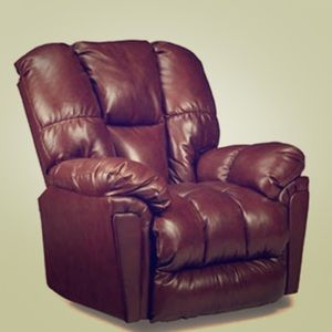 Other - Brown Reclining Electrical Chair Brand New